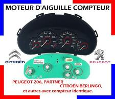 compteur peugeot 206 in vendita ebay. Black Bedroom Furniture Sets. Home Design Ideas