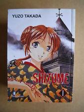 SHIZUME n°1 2007 Manga Yuzo Takada ed. Star Comics   [G371H]