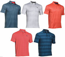 Men's Collared Polyester Polo Loose Fit Casual Shirts & Tops