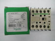 New  SCHNEIDER  LC1K0610F7 AC110V   Ac contactor  free shipping