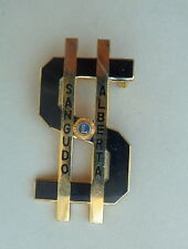 Sangudo Alberta Lions Club Lapel Hat Souvenir Pin Button