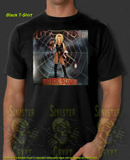 Lita Ford Out For Blood New T-Shirt S-6XL