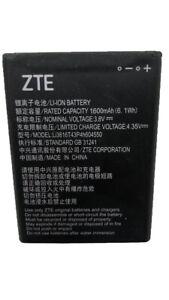 Li3816t43p4h604550 Battery Fits ZTE Blade L130 GRAND MAX Original 4550 Black OEM