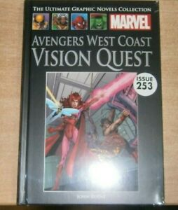 Marvel Comics Ultimate Graphic Novel Collection #253 Avengers West Coast Vision