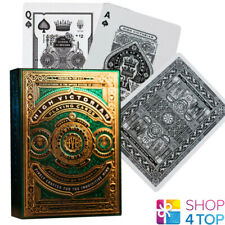 HIGH VICTORIAN THEORY 11 LUXURY PLAYING CARDS DECK MAGIC TRICKS SEALED NEW