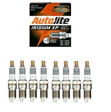 8 x SPARK PLUGS - AUTOLITE IRIDIUM XP - CADILLAC DTS 2006-2011 4.6L V8