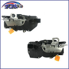 Door Lock Actuator Assembly Front Left & Right For Chevy GMC Cadillac Silverado