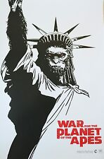 War for the Planet of the Apes - Vue Cinema Promotional A3 Poster Print