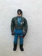 VINTAGE M.A.S.K MASK KENNER ACTION FIGURE - PIRANHA SLY RAX RAXX