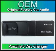 Porsche Boxster 986 CD player, Becker BE 2660 6 Disc CD changer with Cartridge