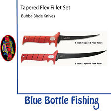 Bubba Blade - Tapered Flex Fillet Set