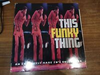 """Various – This Funky Thing An Extremely Rare 70s Collection Vinyl Record 12"""" LP"""