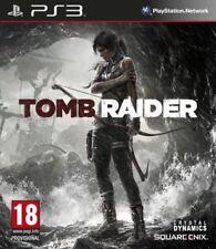 TOMB RAIDER PS3 **COMPRA + GIOCHI E PAGA UNA SOLA SPEDIZIONE**