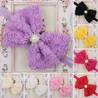Be Newborn Toddler Kid Baby Girls Flower Headband Hair Band Accessories Headwear