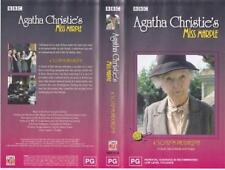 Drama Crime/Investigation PG Rated PAL VHS Movies