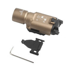 X300 Pistol Light High Output LED Bulb Weapon light Picatinny Rail Hunting light