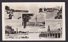 Devon BARNSTAPLE M/view Used 1957 RP PPC