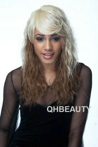Cherish Synthetic Long wavy curly Hair Wig - Jessica