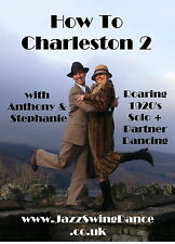 How To Charleston 2 - Dance Instruction DVD - (filmed on location + 78 records)