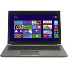 "Toshiba Tecra Z40-A 14"" Laptop Intel i7-4600U Dual Core 2.1GHz 16GB 128GB SSD"
