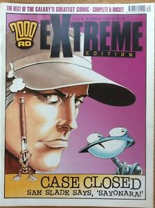 2000ad Extreme Edition Issue 30 Robo-Hunter
