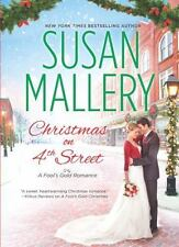 Christmas on 4th Street No. 12.5 by Susan Mallery (2013, Hardcover)