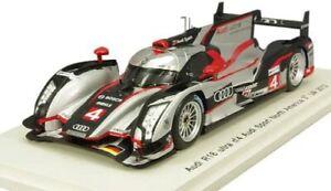 1/43 Spark Audi R18 Ultra LeMans 2012 Neuf Boite D'Origine Livraison Domicile