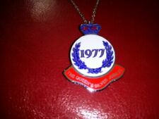 Queen Elizabeth II Collectable Silver Jubilee Medals 1952-Now