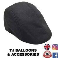 Mens Boys Flat Cap Beret Cabbie Hat Country Peaky Newsboy Golf Driving Hat Caps