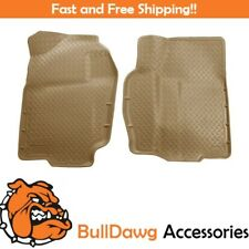 Husky Liners 30713 - Classic Style - Custom Fit Floor Mats - Front Row - Tan
