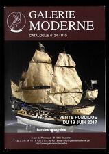 Katalog Verkauf den Auktion Comic Dachträger Modern Secret De die Licorne Tintin