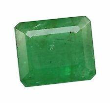 7.25 Ratti Certificated Natural Emerald Astrological  (Panna) Gemstone