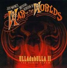 Jeff Wayne - War of the Worlds ULLAdubULLA II  The Remix Album [CD]
