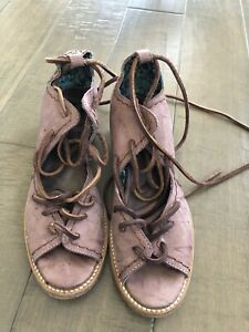 Freebird Gladiator Sandals for Women
