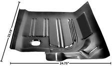 Mustang Floor Pan Rear LH 1971 1972 1973 - Dynacorn