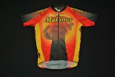 NWOT Marines Cycling Jersey Canari Men s Medium M The Few The Proud USA  Military 1abf2c627