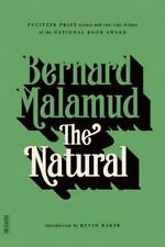 THE NATURAL by Bernard Malamud FREE SHIPPING paperback book classic baseball