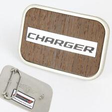 Mopar Dodge Charger Logo Rockabilly Retro Belt Buckle Gürtel Gürtelschnalle USA