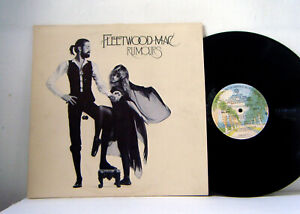 FLEETWOOD MAC LP Rumours 1977  Warner Brothers   vinyl