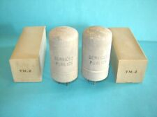 1x valvola TM2 = A410 nuova e  provata. Tube Lampe Röhre. Radio TSF NOS