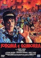 Dvd SODOMA E GOMORRA - (1962)  *** Sergio Leone *** ......NUOVO