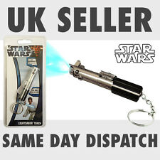 Brand new Lightsaber torch keyring skywalker licensed official Star Wars Item