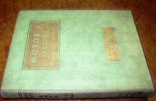 1935-1942 36 37 38 39 CHEVY FORD OLDS CADILLAC MERCURY DODGE MOTORS PARTS MANUAL