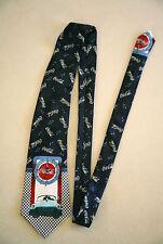 VTG COCA COLA Retro Diner Jukebox Classic Car Music Novelty Neck Tie Necktie