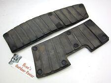 Simplicity 14HP Regent Lawn tractor Fender pan footrest LH & RH foot pads mats