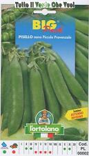 PISELLO NANO PICCOLO PROVENZALE BIG PACK - SEMI ORTICOLI -