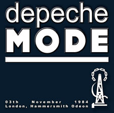 DEPECHE MODE LIVE LONDON, HAMMERSMITH ODEON 03-11-1984 RADIO SHOW SOUNDBOARD