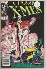 X-Men, Very Good, 1980s, Dust Jacket, English Modern, Paperback, Superhero Comic