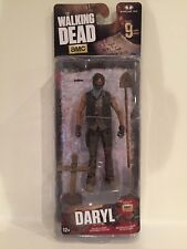 "Walking Dead Tv Series 9 ""Daryl"" Grave Digger 5"" Action Figure McFarlane Moc"