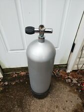 Genesis Hp 100 ft³ Steel Tank, 10/20 Hydro, Scuba Diving